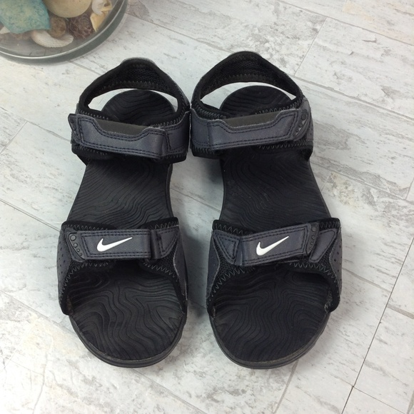 Nike Shoes | Nike Sandals With Velcro